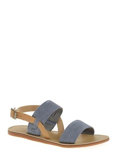 Timberland Sandalet Mavi